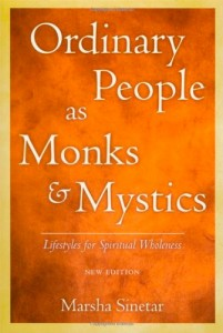 Ordinary People as Monks & Mystics book cover