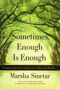 Sometimes Enough is Enough book cover